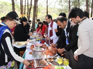 Annual Cooking Competition-2012