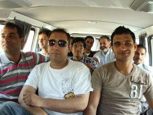 IRM Annual Staff Retreat to Naraan & Kaghan 2012