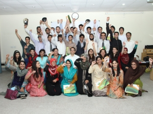 SIP 2012 Graduation Ceremony