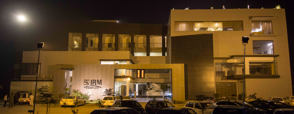 IRM Headquarters Islamabad