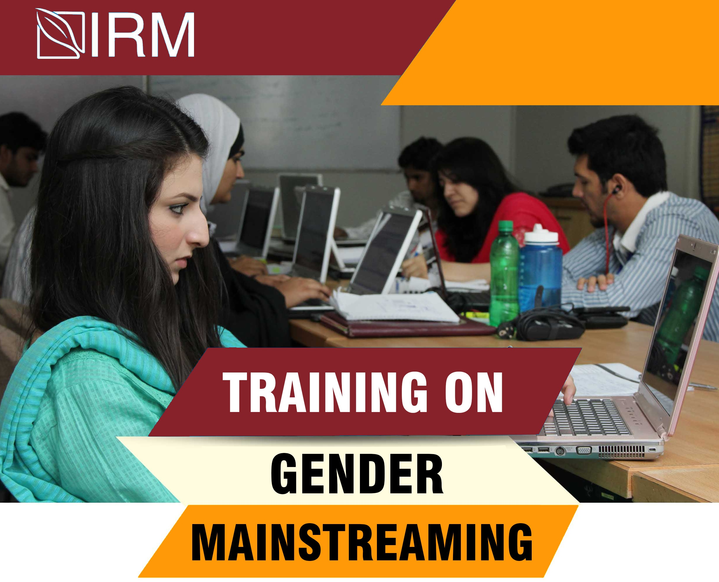 Announcement of Training on Gender Mainstreaming