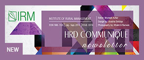 HRD Communique