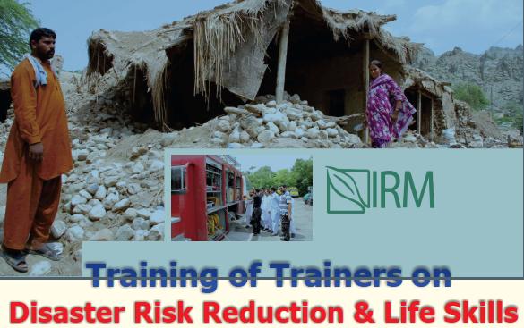 Disaster Risk Reduction & Life Skills