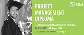 Diploma in Project Management