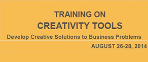 Training on Creativity Tools