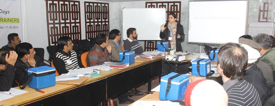 Polio Eradication Initiative (PEI) UNICEF Pakistan